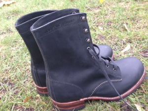 The construction (particularly the sole) is rugged and functional.