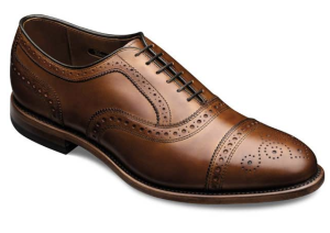A fantastic-looking, investment-worthy shoe.