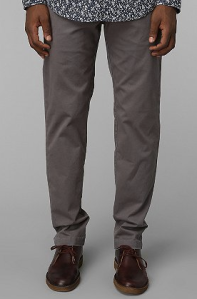 Hawkings McGill chinos from Urban Outfitters.