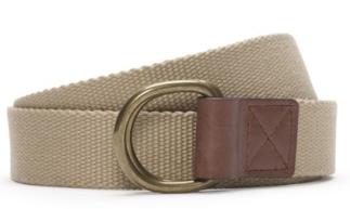 A simple summer belt.