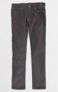 A nice price for a trim, modern corduroy pant.