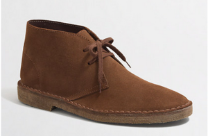 Pick up two of these boots for roughly the price of one set of Clarks.