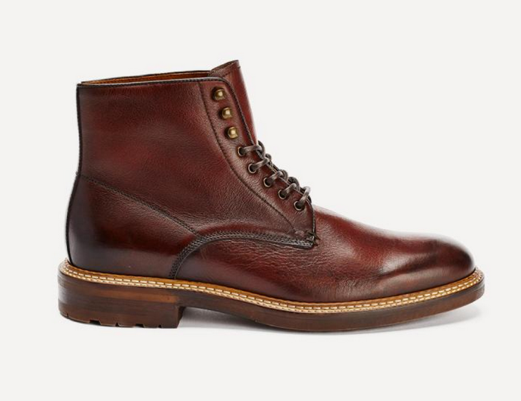 Style that mimics the Wolverine 1000 Mile boot at a much more affordable price.