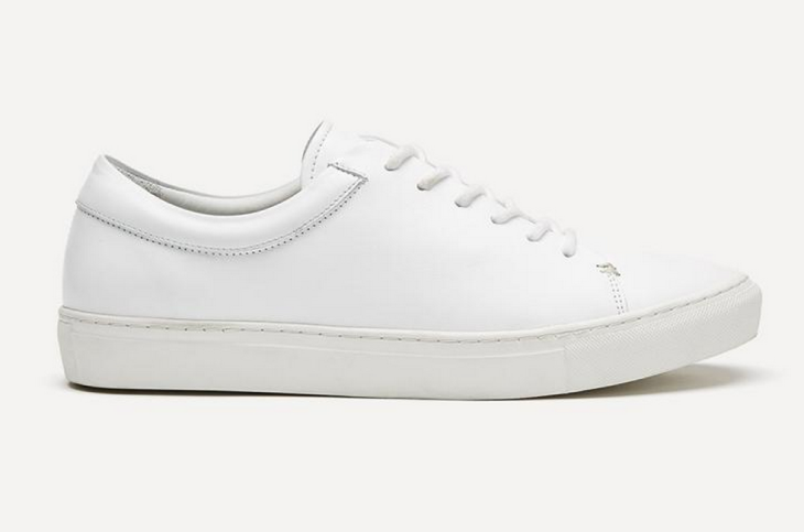 Common Projects style for a much smaller price tag.