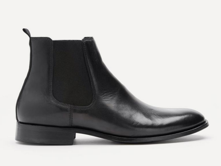 A sharp, fall-ready piece of footwear.