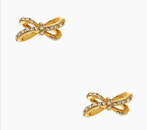 A pair of earrings that offers lots of styling potential — all at a nice price.