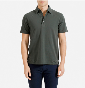 A color not typically seen on most polos, at a reasonable price.