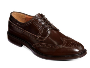 A classic wingtip shape at an unbeatable price.
