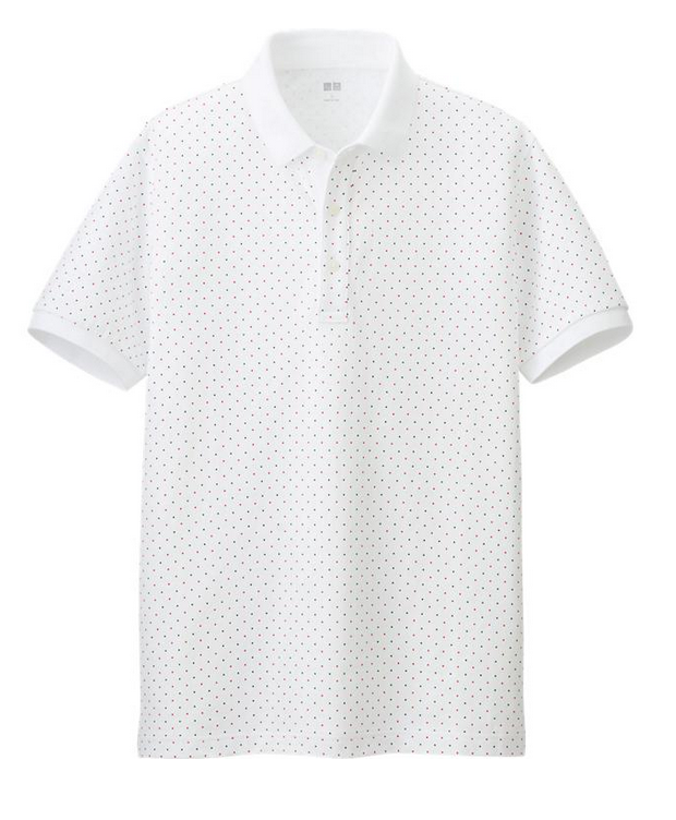 Style Pick Of The Week Uniqlo Printed Polo Shirt The Style Guide
