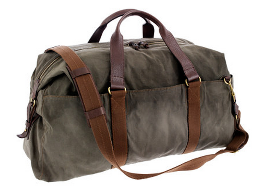 Online Shopping Picks: Best Men's Weekender Bags – The Style Guide