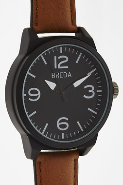 From JackThreads — that brown-black combo just works with watches.