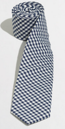 Gingham is a must-have for your wardrobe.