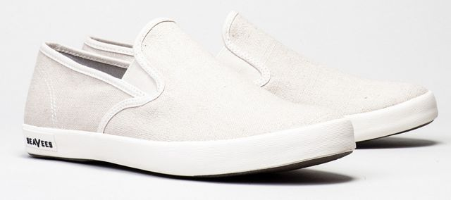 Shake things up with a slip-on.