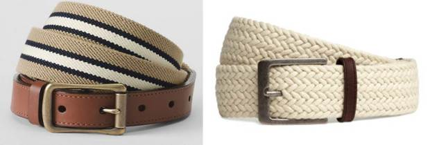 Take your pick between a preppy Land's End option and a textured H&M pick.
