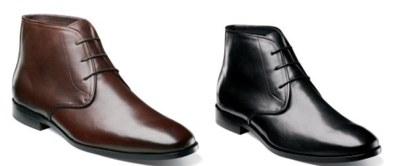 Take your pick of black or brown, and wear 'em with jeans, chinos or a suit.