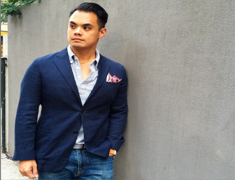 894da9f063d7 Barron Cuadro of Effortless Gent talks style tips, the development of his  site and more