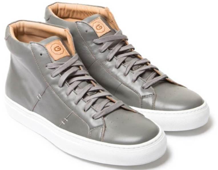 The medium grey color should make this pair fit for all kinds of duty, from work to play.