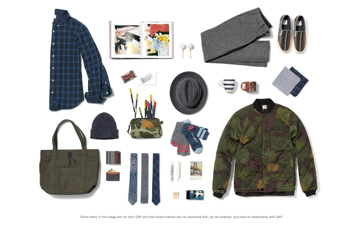 The Hill-Side's full collection, along with some standout complementary pieces.