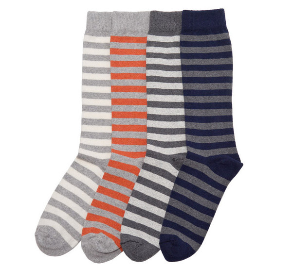 Pick one or pick 'em all -- just one of several solid sock options from American Trench.