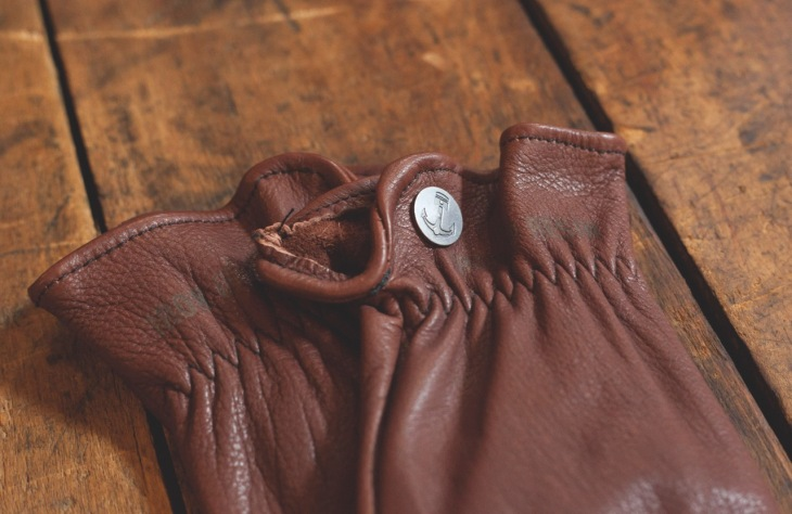 Read on to find out how these stellar Iron & Resin gloves could be yours. Photo courtesy of the brand.