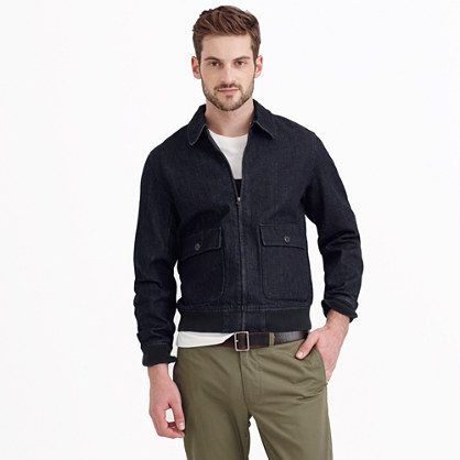 An in-between jacket that's highly versatile.