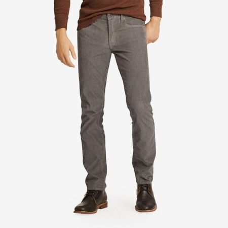 A cool shade of grey ideal for fall and winter, plus that famous Bonobos fit.