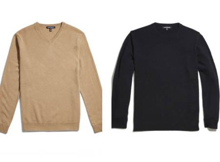 You can snag two sweaters for the price of one from JackThreads' new menswear line.