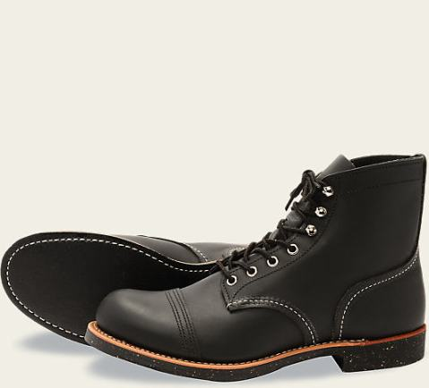 A sharp Black makes these a tad more refined than the thicker profile might suggest.