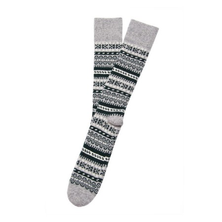More than you'd pay for an average pair of socks -- but warmer and more stylish, too.