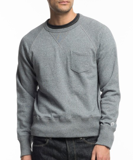 A piece from a designer perhaps most known for revitalizing crewnecks -- Todd Snyder.