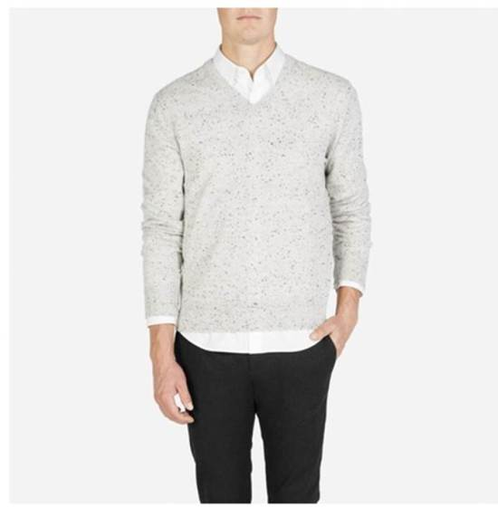 A luxurious update to the classic V-neck, courtesy of Everlane.