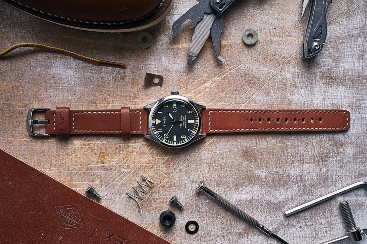 Plenty of solid design went into this exceptionally affordable timepiece.