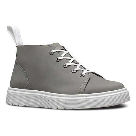 A definite -- but welcome -- change of pace from regular high-top sneakers (or Dr. Martens boots).