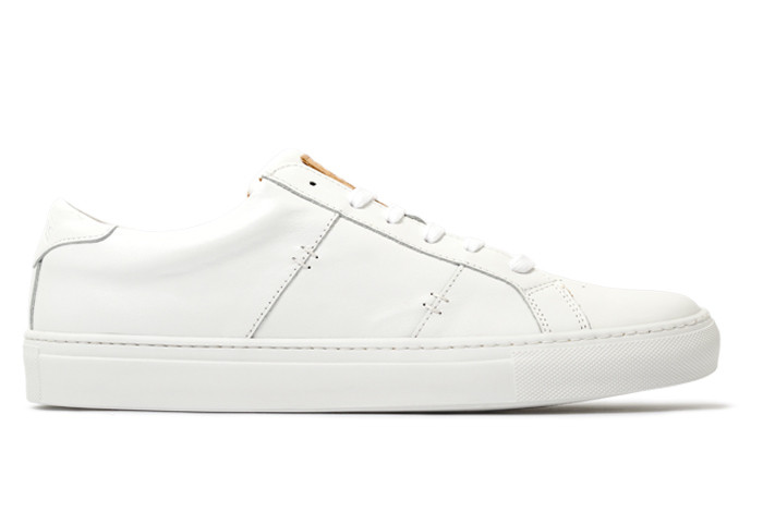 The 21st century dress sneaker, fit for brunches galore.
