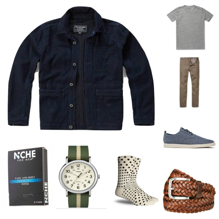 Earth tones mixed with shots of blue and lighter textures are signs that point toward spring.