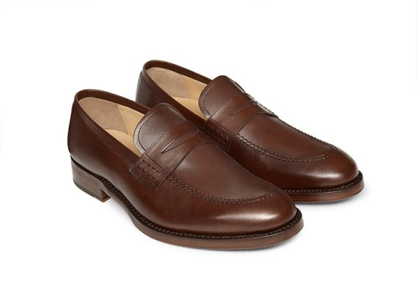 Details like the reinforced stacked heel make these seem very unloafer-like -- sturdy and durable.