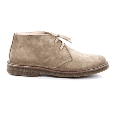 One seriously stylish and sustainable pair of desert boots.