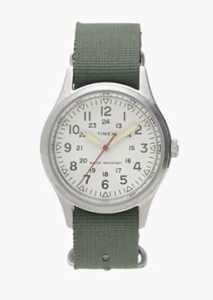 Based on a decades-old archival design, this watch is worth the higher price tag compared to other Timex watches.