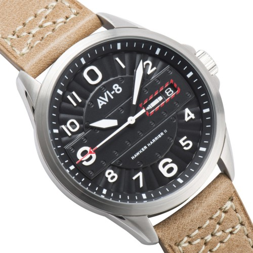 Packed with a ton of military style inspiration and featuring a unique strap-and-dial combo, to boot.