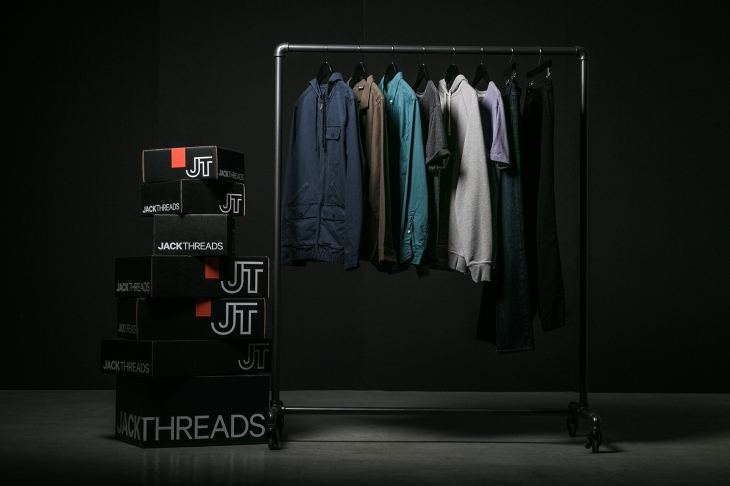 Online shopping made considerably easier. Photo courtesy of JackThreads.