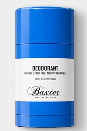 Another upgrade from a typical deodorant.