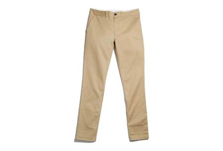 A classic pair of chinos at a tremendous price.