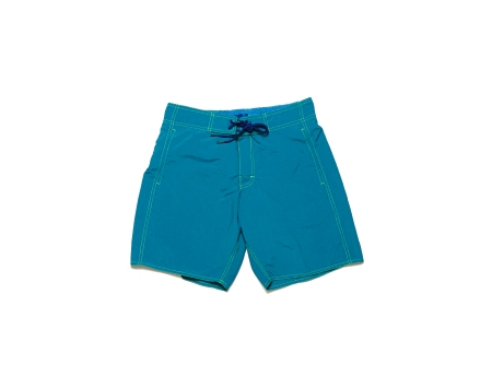 Designer style meets swimwear with these Zachary Prell swim trunks.