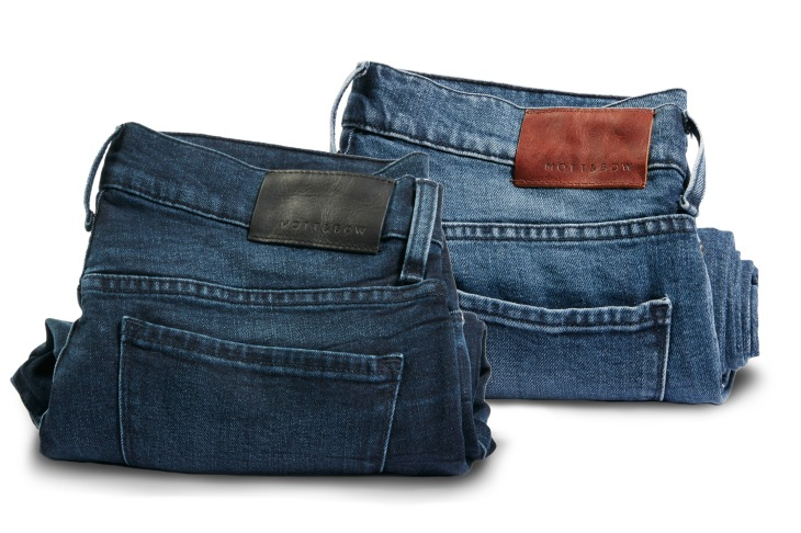 Mott & Bow denim