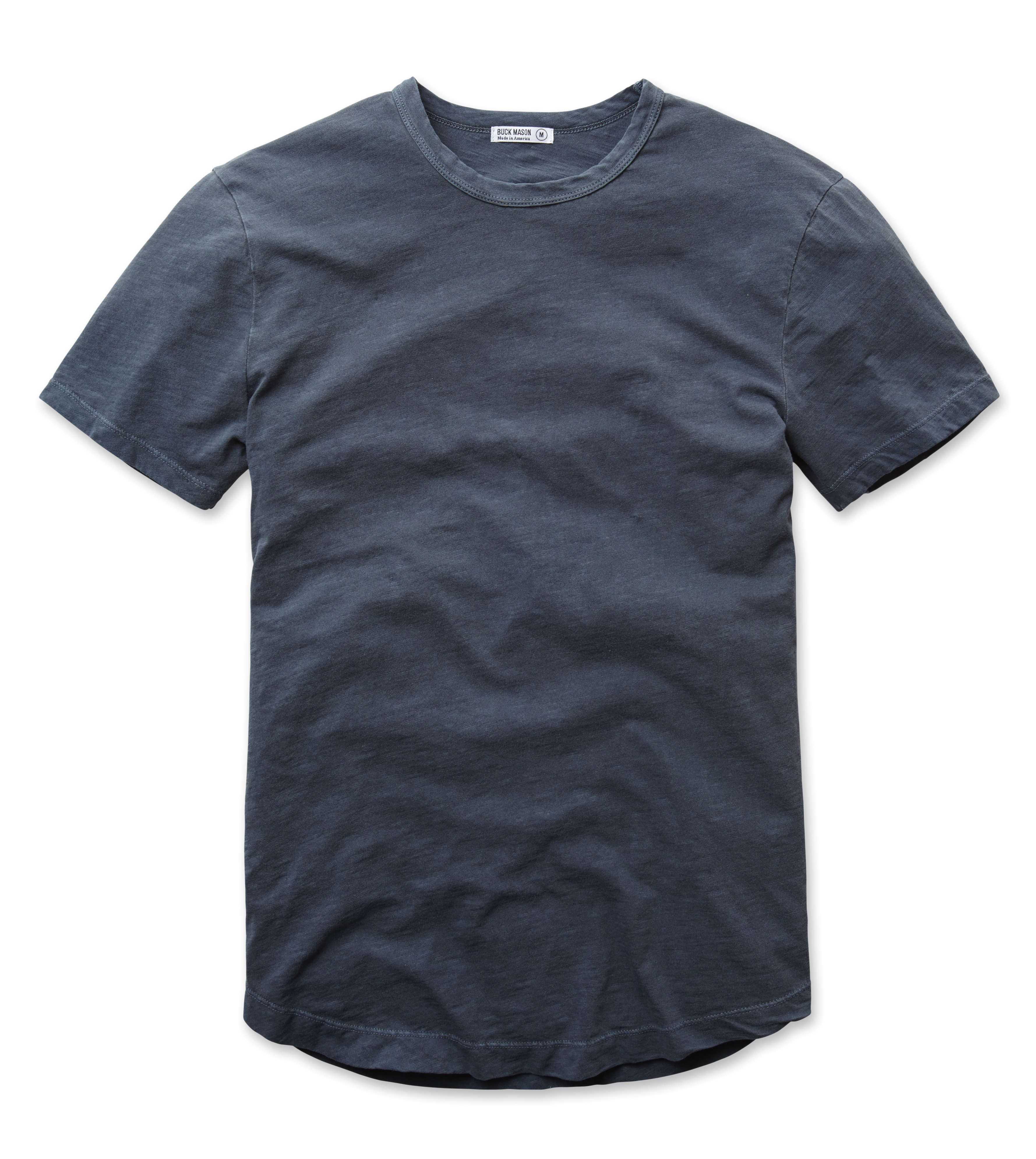 6373f5753f0e Just a plain T-shirt? Think again -- made in America construction,
