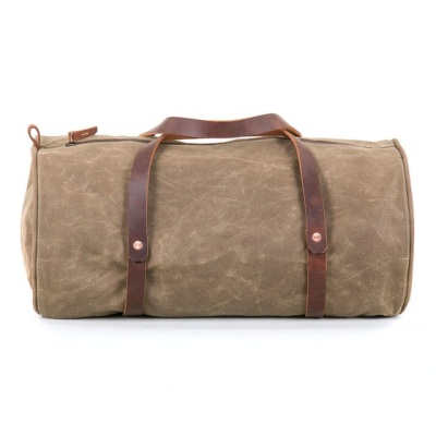 A ruggedly handsome bag with the specs to back it up. Use this thing day after day, trip after trip.