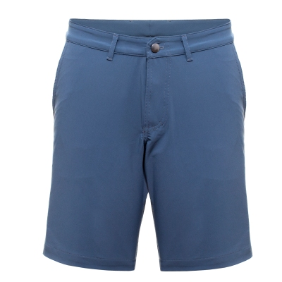Available in a darker Navy or the colorway seen here, these shorts are flexible, functional and fashionable.