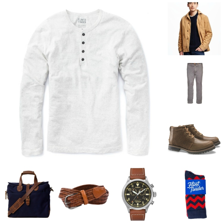 Best men's henleys for fall