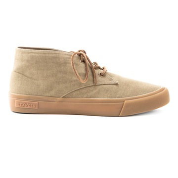 A much-needed way to ease the transition from summer to fall -- a great-looking chukka sneaker.
