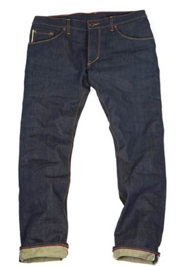 As classic as it gets when it comes to selvedge denim -- a tailored fit, beautiful fabric and sturdy construction.